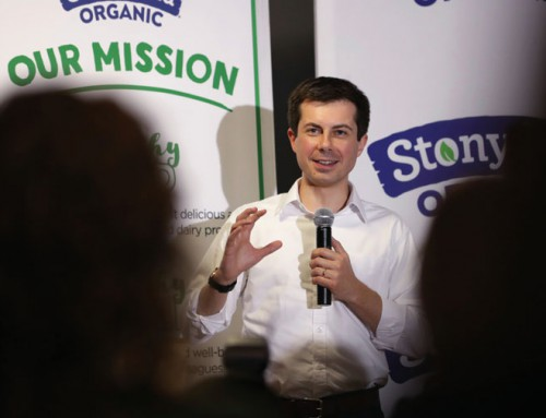 Buttigieg scrambles to turn 2020 buzz into momentum