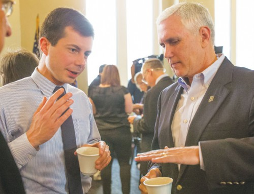 Inside Buttigieg's 'complicated' relationship with Vice President Pence