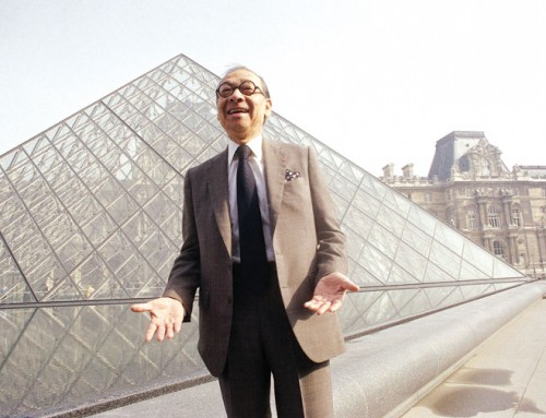 I.M. Pei's architectural legacy stretched from the West to the East