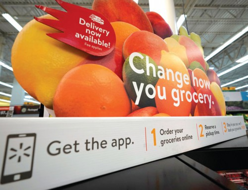 More grocers are offering delivery
