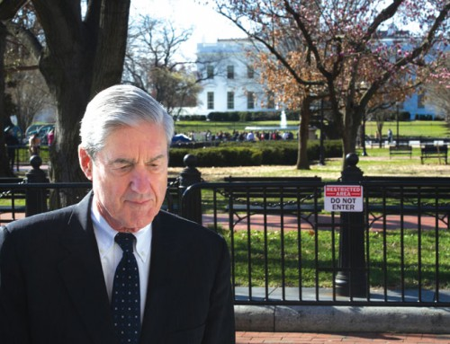Channeling maybe-yes, maybe-no Mueller: Speak, Bob, speak!