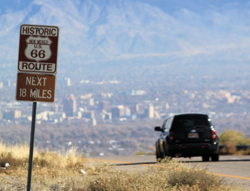 Albuquerque eyes Route 66 upgrades in 'forgotten' part
