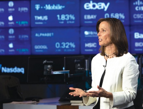 Where'd all the stocks go? Nasdaq's CEO says shrinking market is a 'disservice' to investors
