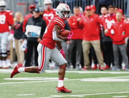 New faces, same sky-high expectations at Ohio State