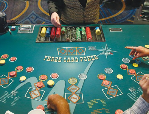 In Oklahoma, new governor tests  growing power of tribal gambling