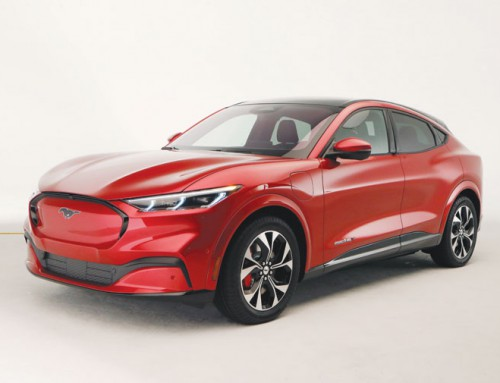 In unique move, Ford Mustang SUV starts a blitz of new electric vehicles