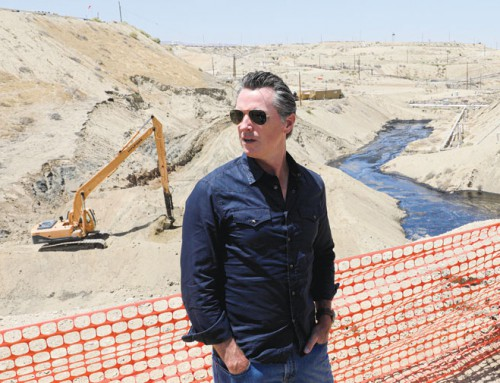 California puts brakes on fracking permits in oil crackdown after spill