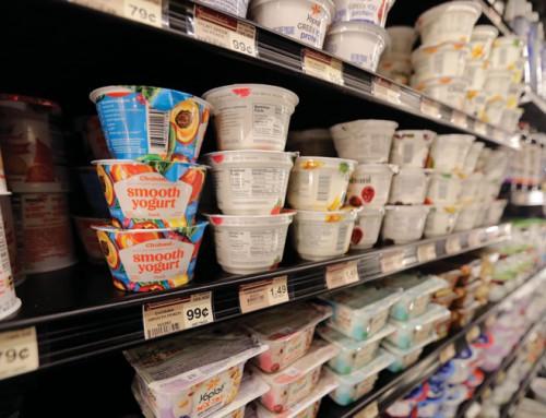 Chobani, others scramble to stop sliding yogurt sales