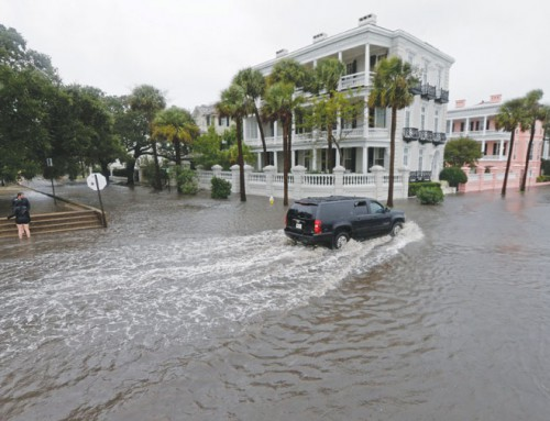 Historic towns endured wars, storms. Would they survive sea rise?