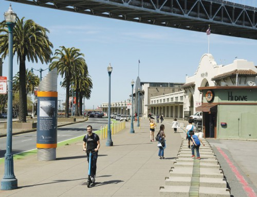Testing high tech ideas in public? San Francisco says you need a permit