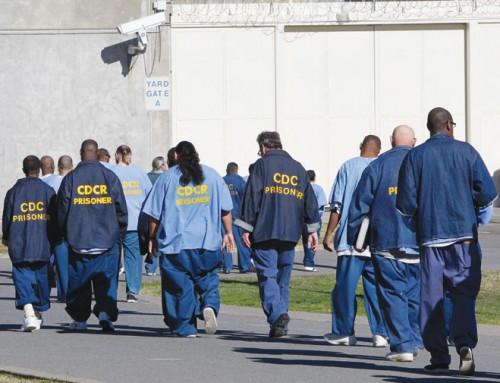 Report: Blacks imprisoned more than whites, but gap has narrowed
