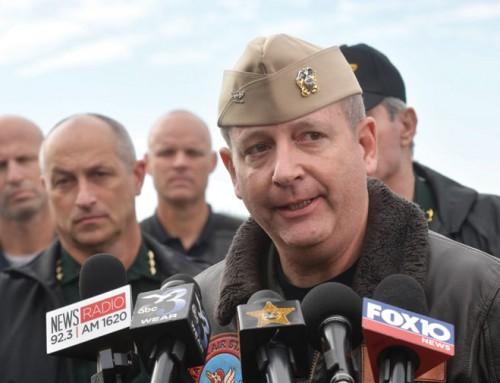 Pensacola gunman got around a ban on foreigners buying guns