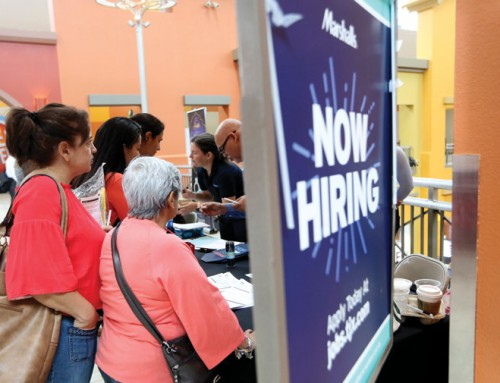 Jobs data to give clues to economy amid trade uncertainty